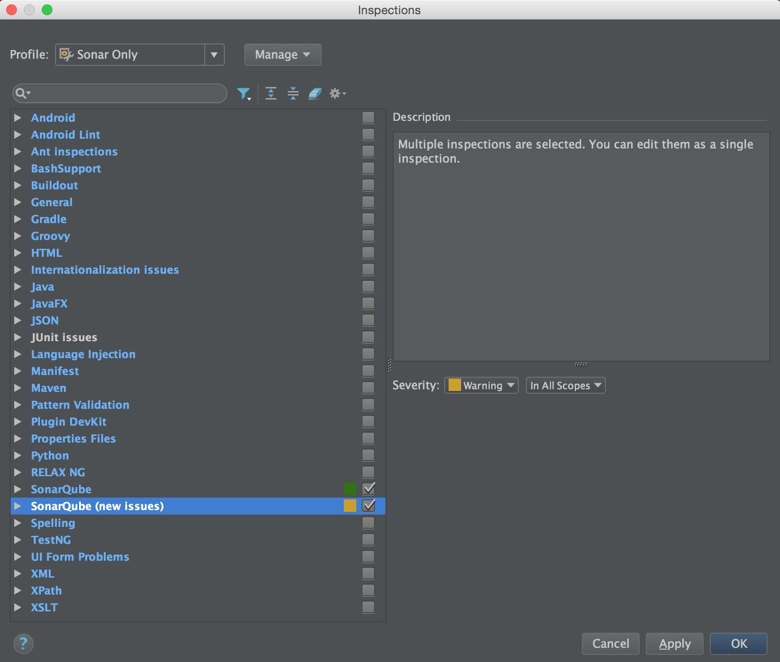 XyLeo Labs Blog: Introducing SonarQube Into Your Workflow