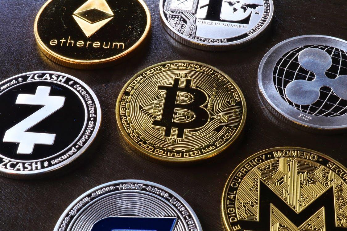 Fotos de stock gratuitas de acuñar, banca, bitcoin
