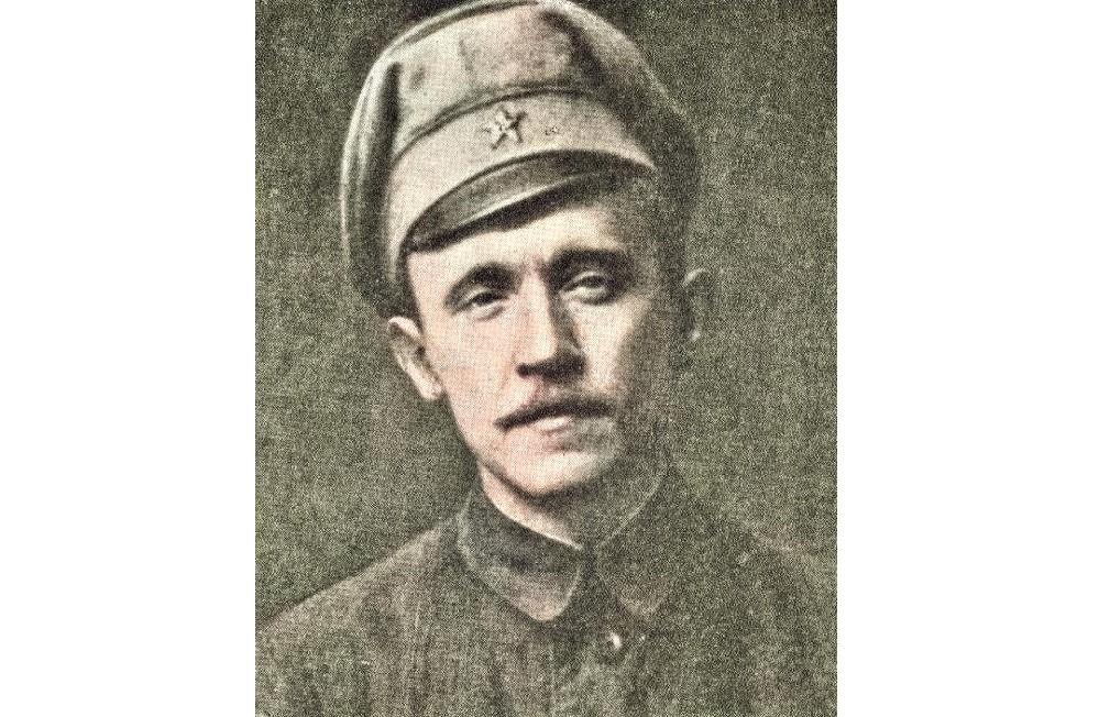 Василь Михайлович Еллан-Блакитний — політик і поет