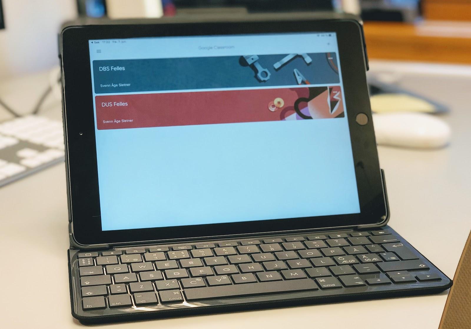 Informasjon til foreldre om iPad og G suite – Danielsen