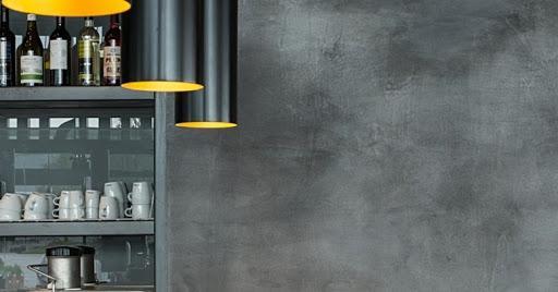 Sơn giả hiệu ứng bê tông - sự lựa chọn thông minh cho mọi công trình