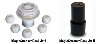 Deck Jet I and II