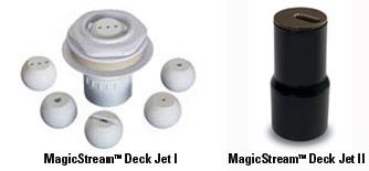 Deck Jet I and II