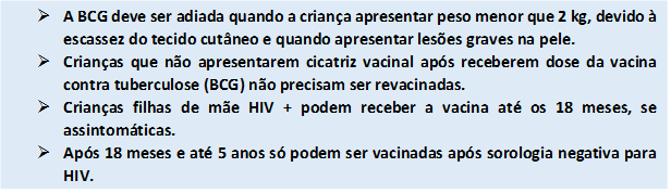Imagem sobre vacinas resumo