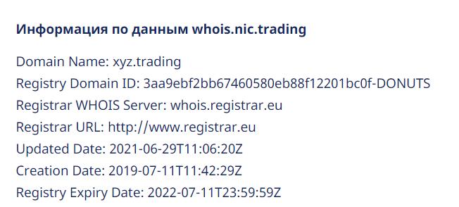 Отзывы о брокере XYZ Trading: можно ли доверять?