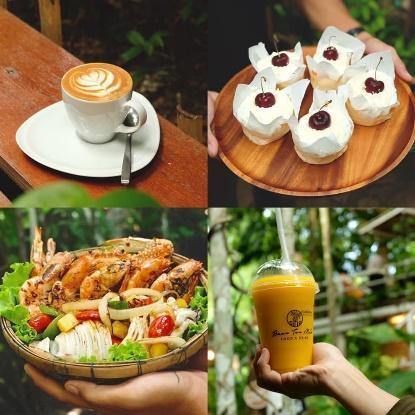 3. บ้านต้นไม้ คาเฟ่ กระบี่ Baan Ton Mai Cafe' Krabi 03