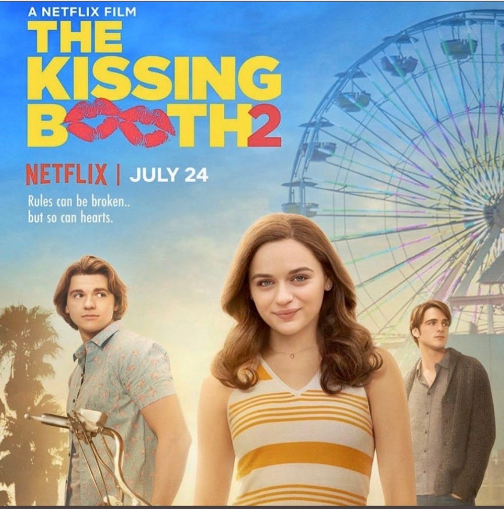 Film Review: 'The Kissing Booth 2' lacks plot direction, rambles with long  runtime - The Post