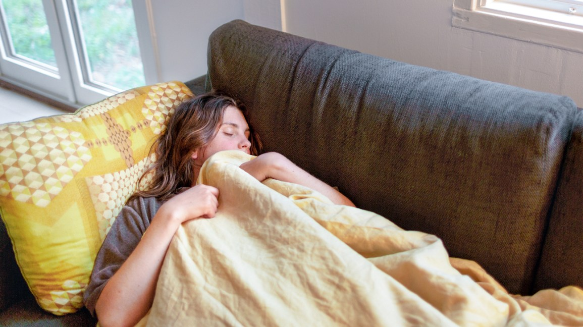 Does Sleeping on the Couch Have Any Health Benefits or Side Effects?