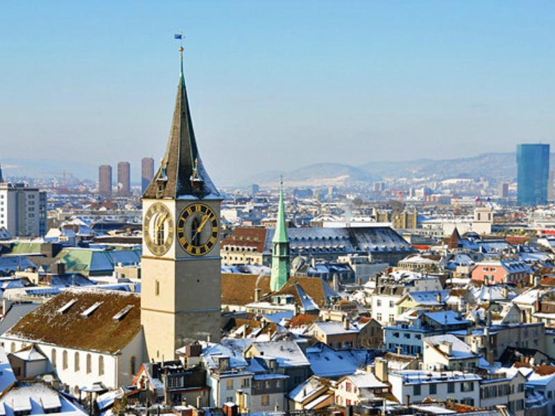 Đất nước đồng hồ Thụy Sỹ- cái nôi của nhiều thương hiệu trứ danh