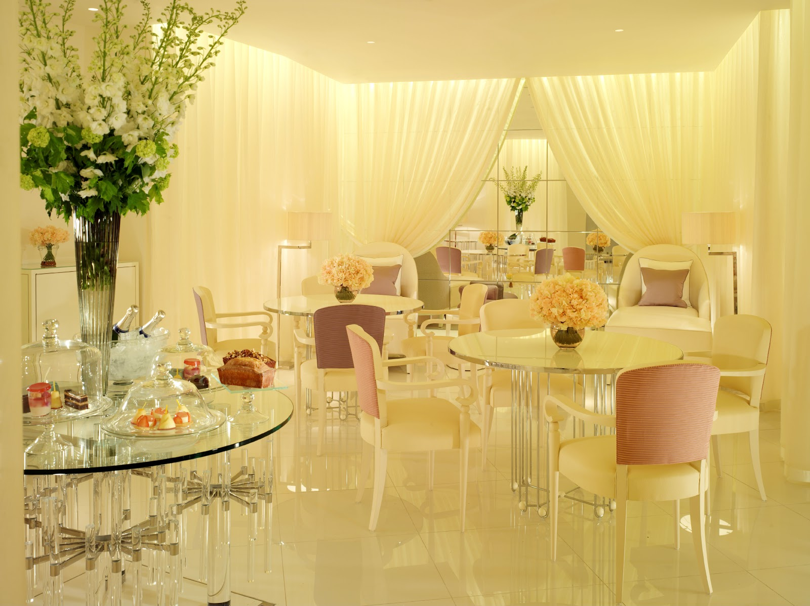 sPatisserie The Dorchester Hotel Spa - Carol Joy London