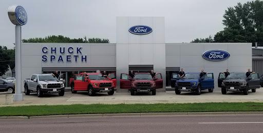 Chuck Spaeth Ford >> Chuck Spaeth Ford Ford Dealer In New Ulm
