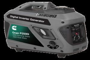 Onan P2500i Inverter Portable Genset