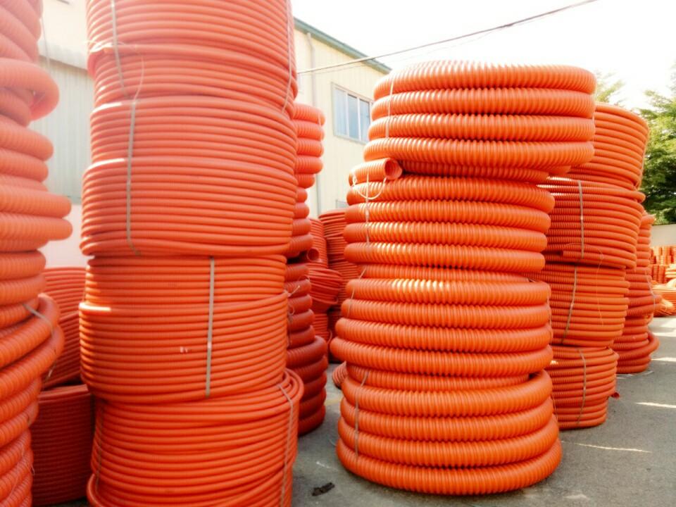 Ống ruột gà HDPE