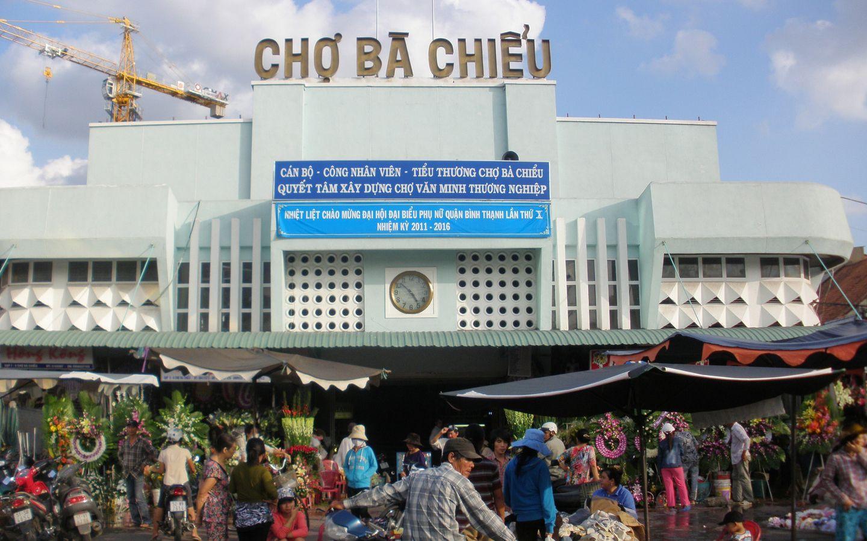 Khu Ẩm Thực Chợ Bà Chiểu ở Quận Bình Thạnh, TP. HCM | Foody.vn