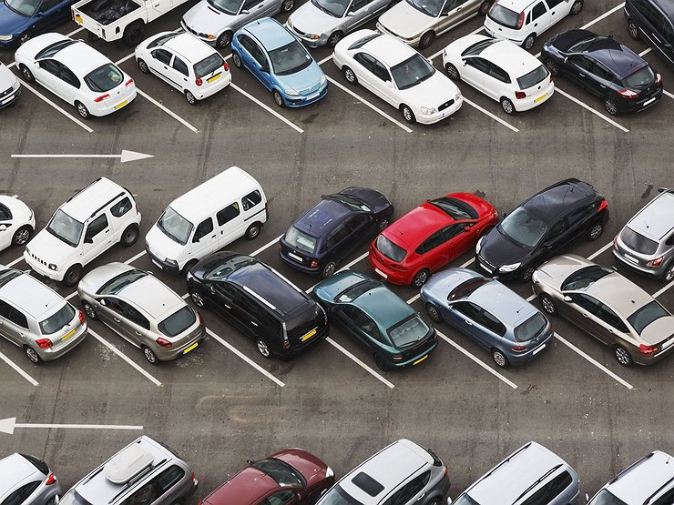 The problem of finding parking spaces and approaches to its solution - Image 1