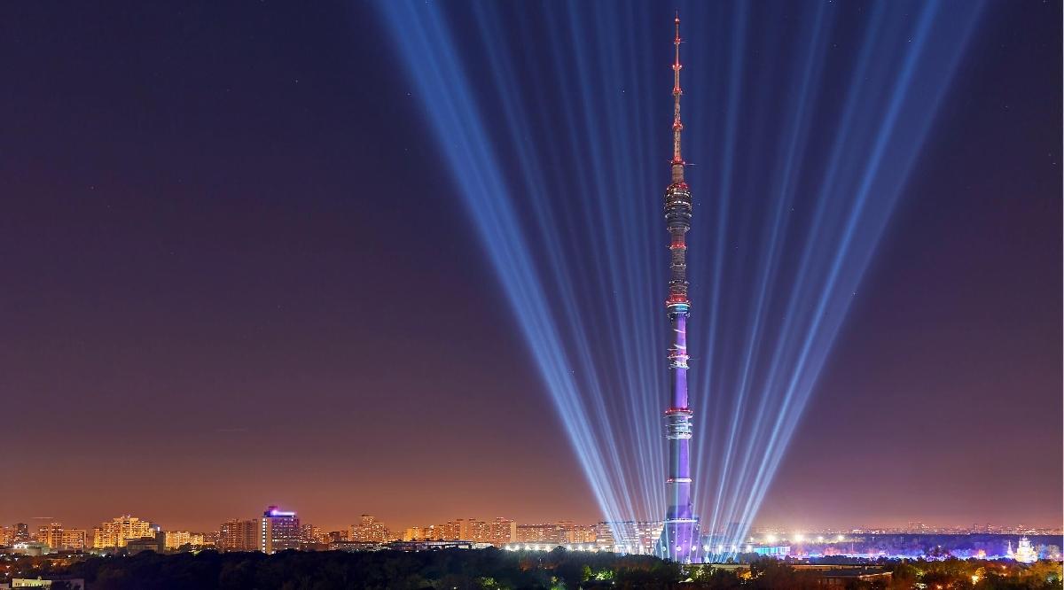 экскурсии на Останкинскую башню