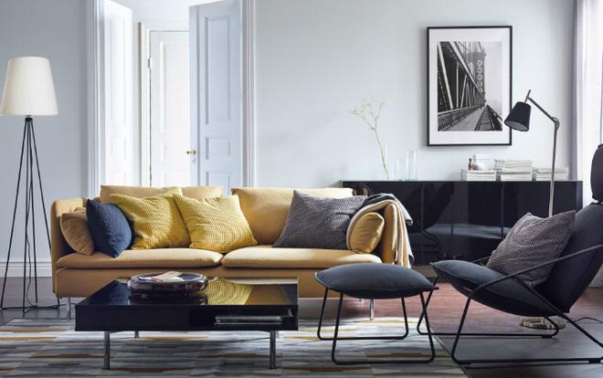 Thiết kế phòng khách nhỏ với chi phí thấp nhưng vẫn đẹp lung linh - 04
