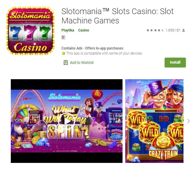 Is Slotomania Legit
