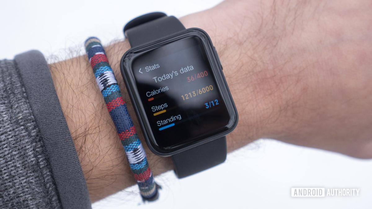 Xiaomi Mi Watch Lite review: Basic and good - Android Authority