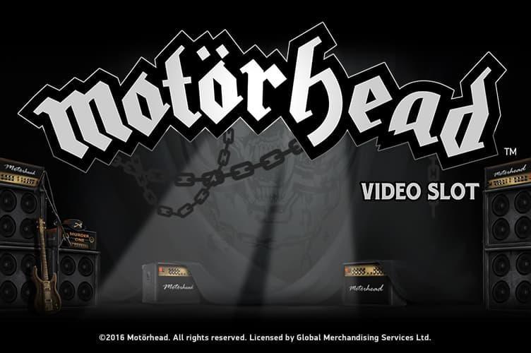 Результат пошуку зображень за запитом Motörhead by NetEnt