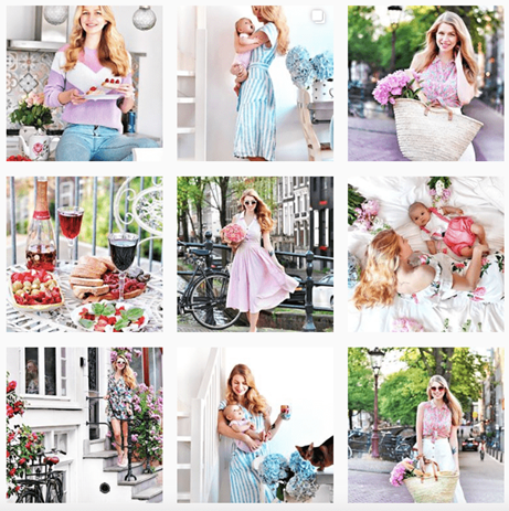 exemple-tons-roses-feed-instagram