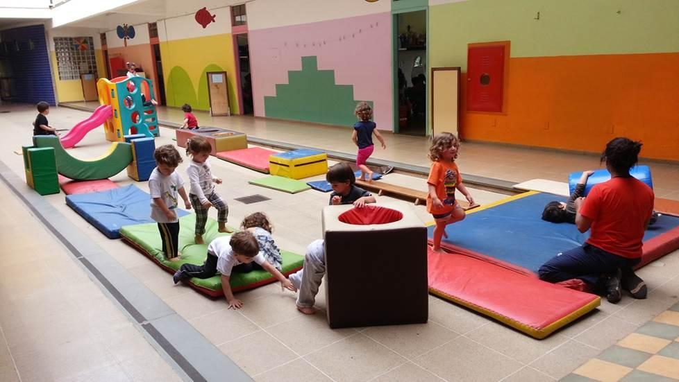 Resultado de imagem para jogos com obstaculos para educação infantil
