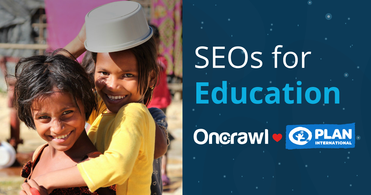 SEOs For Education Charity Campaign
