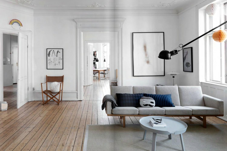 phong cách thiết kế nội thất scandinavia