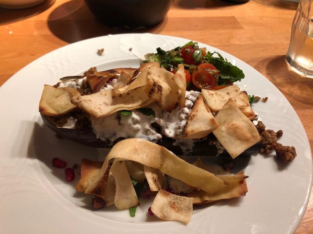 Katarina's dish