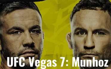 UFC: Munhoz vs. Edgar - Main Fight Preview