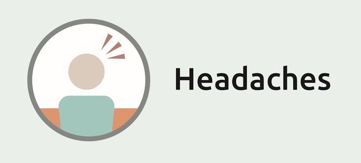 You get headaches of any severity each week (even just a dull ache counts). Your headaches tend to get worse later in the day. Your headaches are generally worse at work than they are at home or on weekends.