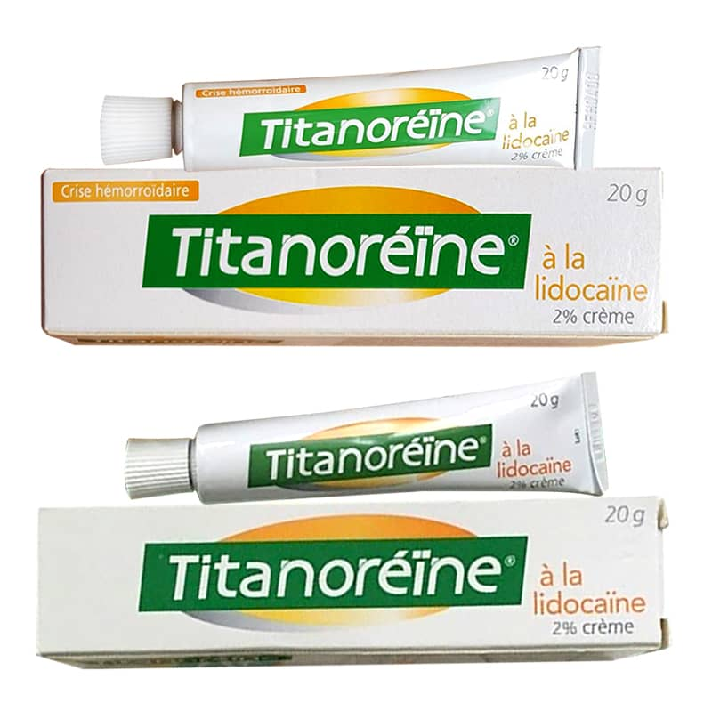 Hình ảnh thuốc titanoreine