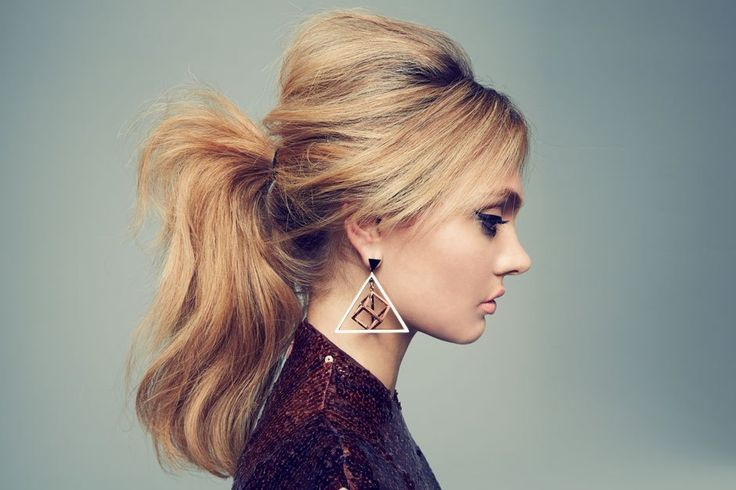 Indo-western hairstyles