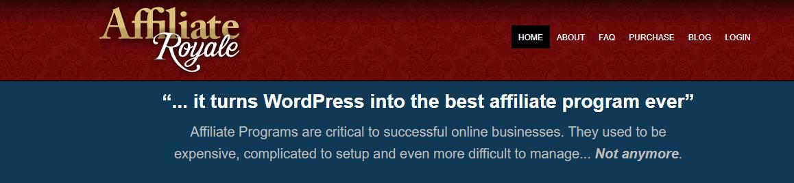 WordPress referral plugin