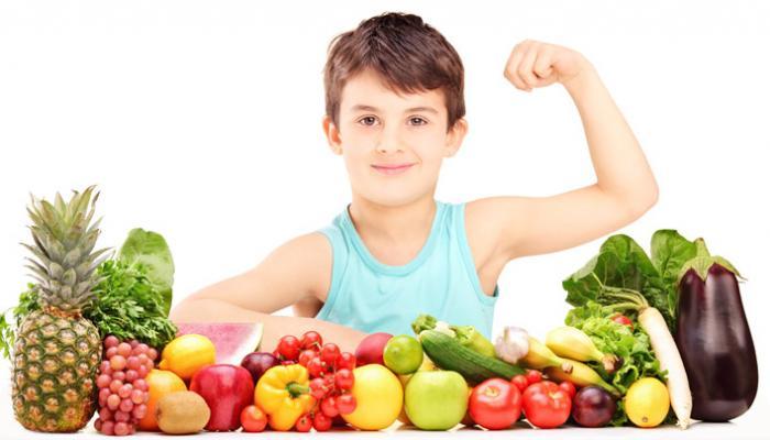 الطعام  الصحي وفوائده