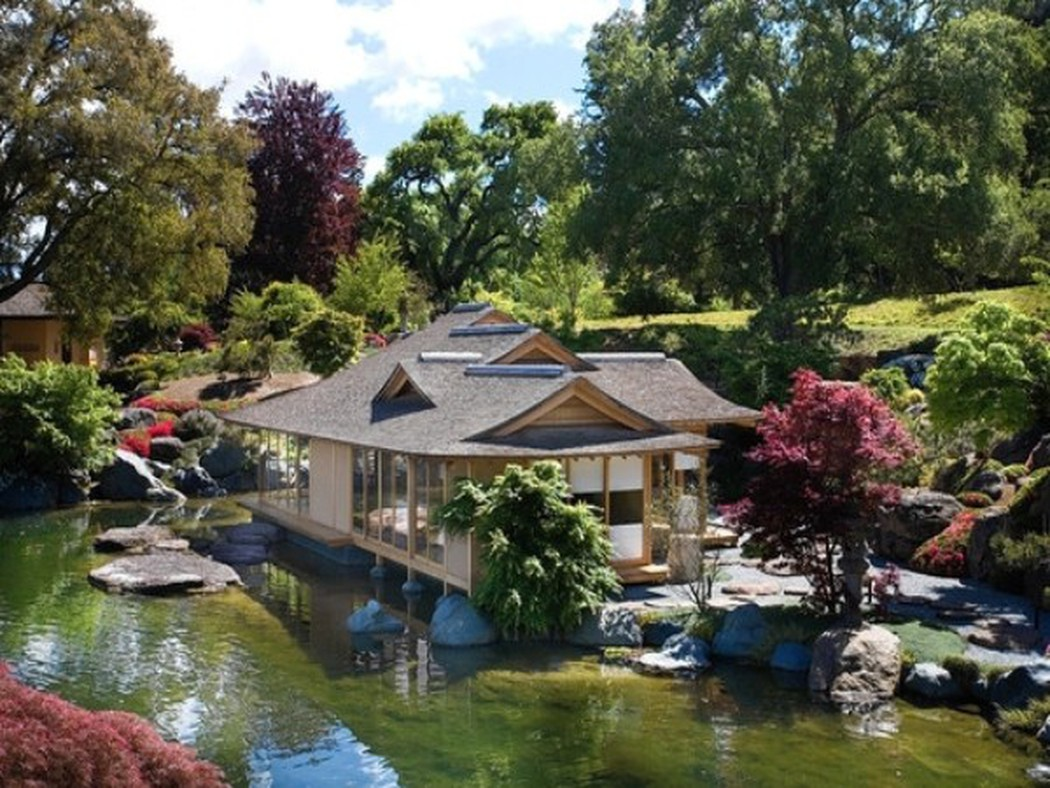Biệt thự Ellison Estate tại California
