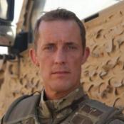 Brigadier Stefan B Crossfield