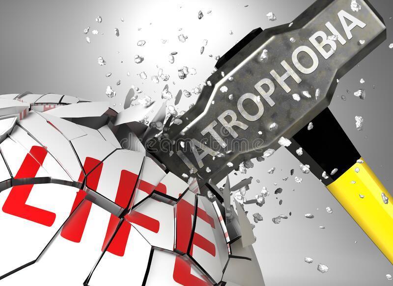 Iatrophobia Stock Illustrations – 11 Iatrophobia Stock ...