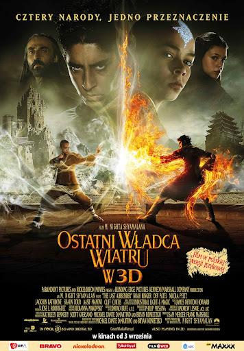 Polski plakat filmu 'Ostatni Władca Wiatru'