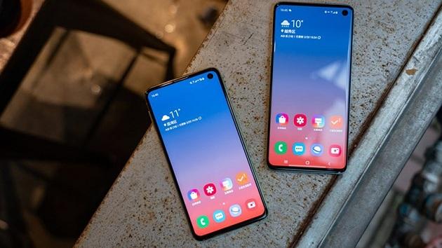 Sửa lỗi cảm biến Samsung Galaxy S10, S10 Plus giá rẻ tại Hà Nội