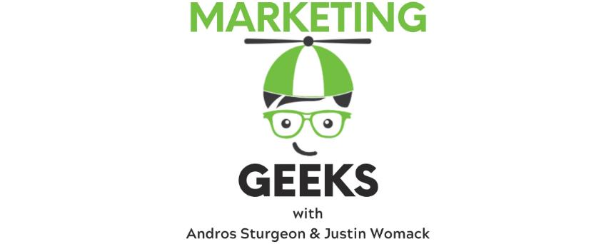Marketing Geeks Podcasts logo
