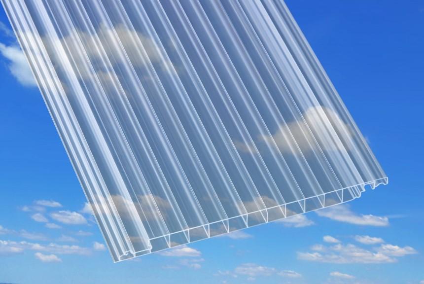 Tấm lợp lấy sáng có khả năng truyền sáng đến 79%