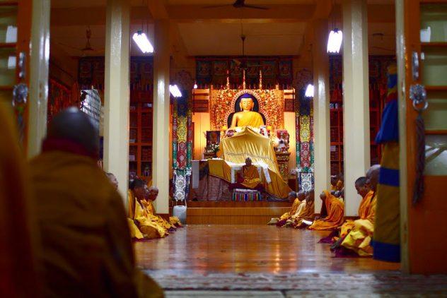 Tsug la Khang (Dalai Lama's Temple)