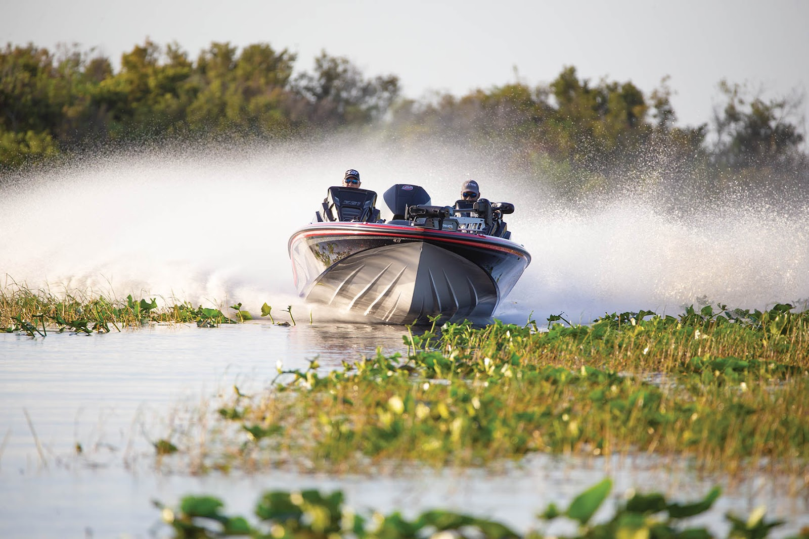 A NITRO ?amp;reg; Z21 races across a shallow lake in this file photo.