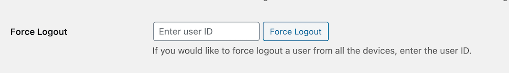 Force Logout Users on WordPress Sites