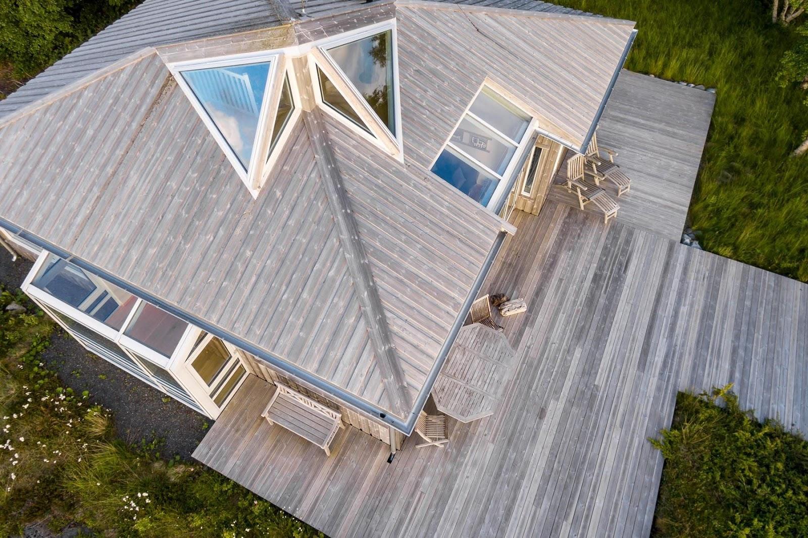 Terrassenholz von Kebony