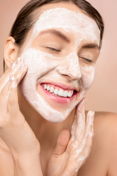 Cleanse your skin