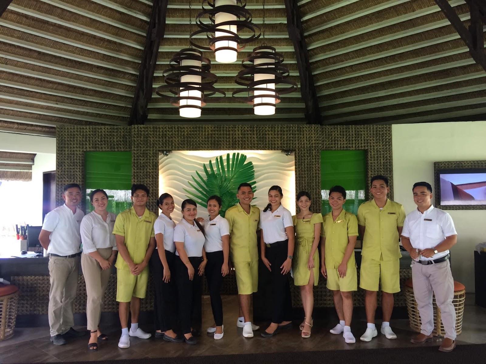 On-the-Job Training (Resort 2)