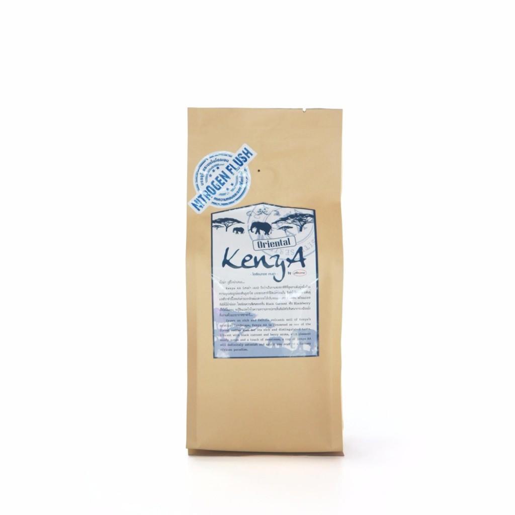 6. เมล็ดกาแฟคั่ว Oriental Kenya Blend อโรม่า