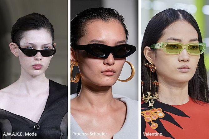 Tiny sunglasses